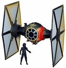 Star Wars Special Forces TIE Fighter Toy Force Awakens Poe Dameron Disney Hasbro