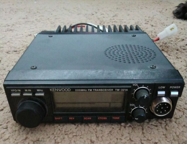 Midland 13 513 220mhz Ham Amateur Radio Transceiver For Sale Online Ebay