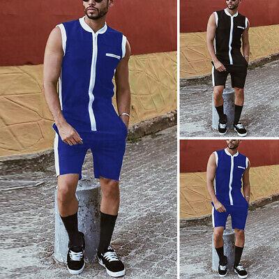 Herren Bodysuit Wrestling Singlet Trikot Jumpsuit Gestreifte Langarm Unterwäsche