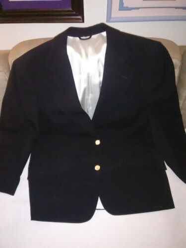 Givenchy Gentlemans Vintage Sports Jacket Black w/