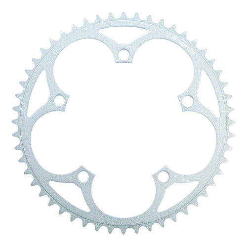 SUGINO 130J Chainring-Racing Track Bike Bicycle Silver 49T or 50T