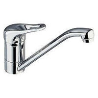 DEVA LACE MONOBLOC SINK MIXER LEVER CHROME TAP LACE171