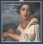 Ermanno Wolf-Ferrari: Divertimento Super Audio Hybrid CD (CD, Oct-2011, CPO)