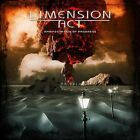 Manifestation of Progress by Dimension Act (CD, Mar-2012, Prog Rock Records)