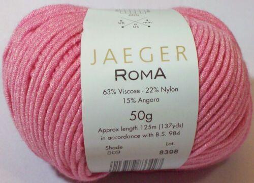 Jaeger Roma Angora Blend Yarn; Choose a Color