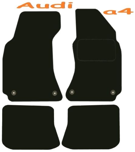 ** Deluxe Quality Car Mats for Audi A4 95-01 ** Tailored for Perfect fit ;