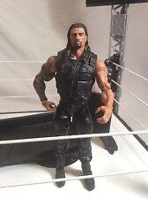 Mattel WWE Elite Roman Reigns Series 26 Action Figure W/ Barricades