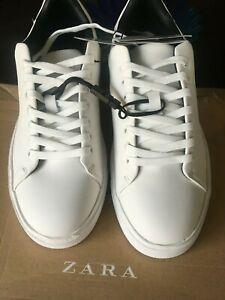 Zara-White-Sneakers