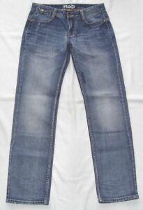 M-O-D-Herren-Jeans-W31-L34-Modell-Joshua-Town-Light-Blue-31-34-Zustand-Sehr-Gut