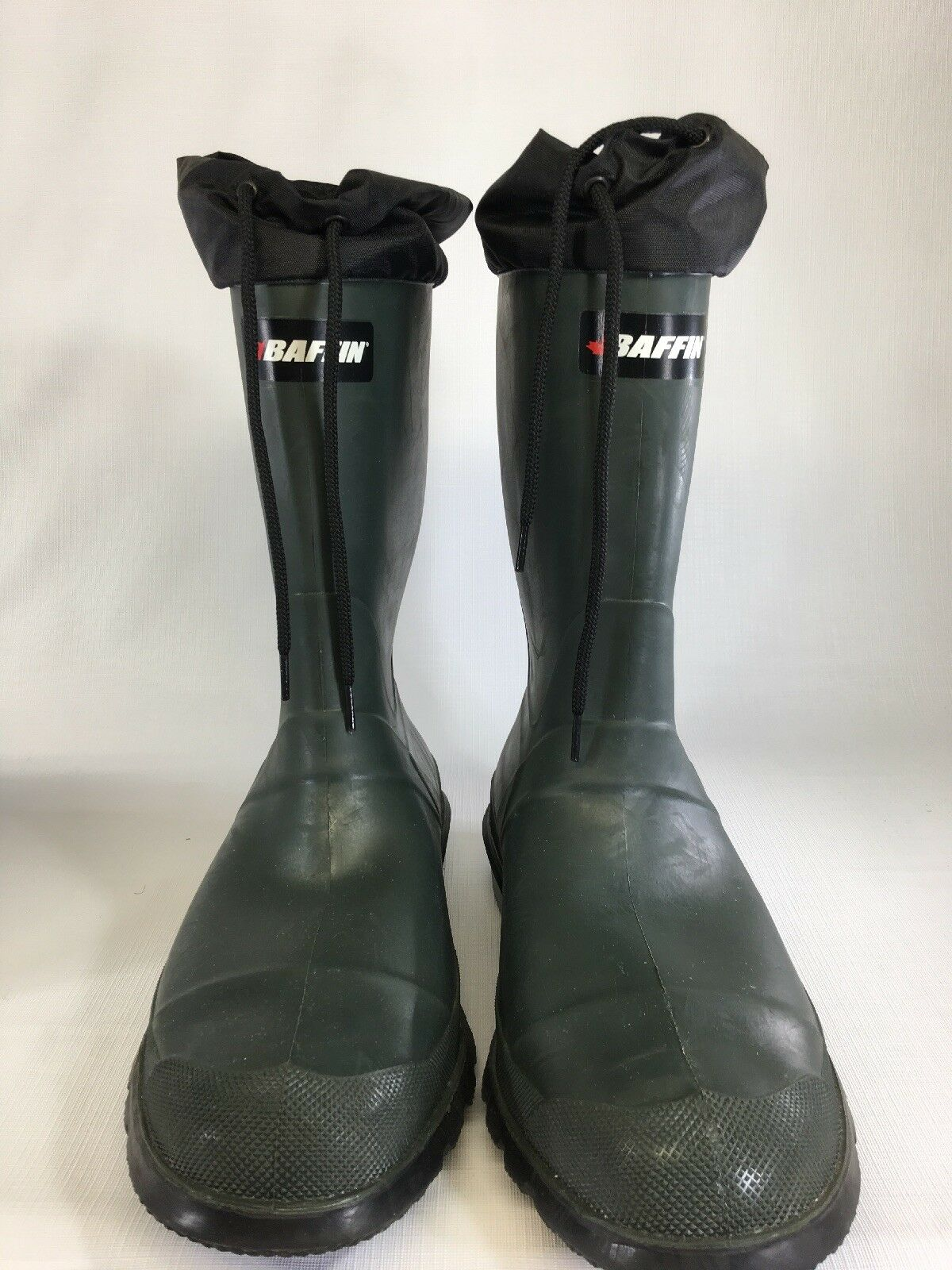 Baffin Hunter All Weather Muck Boots Wool Blend Insulated Mens 13 -40  New