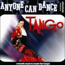 Tango Romantic Music To Master The Tango  Brand New And Sealed  Free US Shipping