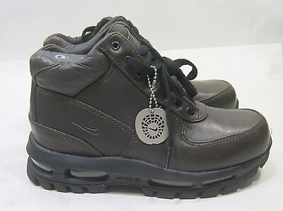 new 311567 224 Nike Air Max Goadome Brown Black Boot YOUTH Size 4.5 WOMEN 6 | eBay