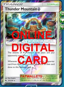 1x-Thunder-Mountain-191-214-Lost-Thunder-Pokemon-TCG-Online-Digital-Karte