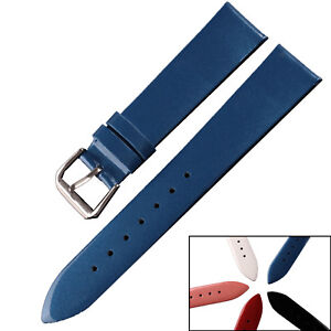 bad88f6ec Patent Leather Watch Band Mens or Womens Ladies Strap 12mm 14mm 16mm ...