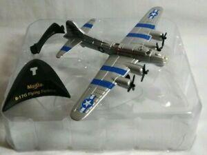 Maisto-Fundido-B-17G-fortaleza-voladora-Sugarland-Express-Modelo-10CM-avion
