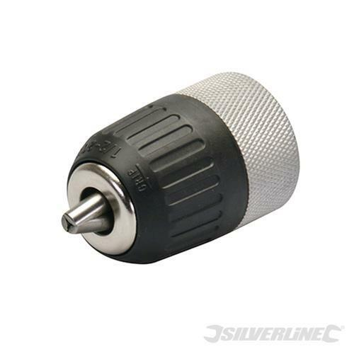 """Silverline Mandrino auto-serrante metallico 13mm - 1/2"""" 20UNF"""
