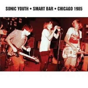 Sonic-youth-smart-bar-Chicago-1985-CD-rock-Independent-NEUF
