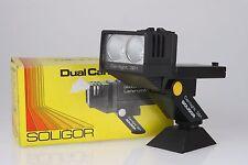 Soligor Dual Camlight 321C für Canon NiCad Akku