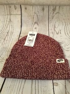 Image is loading Vans-Twilly-Port-Woven-Beanie c82571be5b9