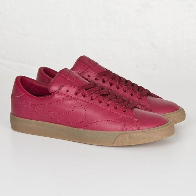 NikeLab Tennis Classic AC SP 813045-669 Maroon Men Size US 10.5 New Authentic