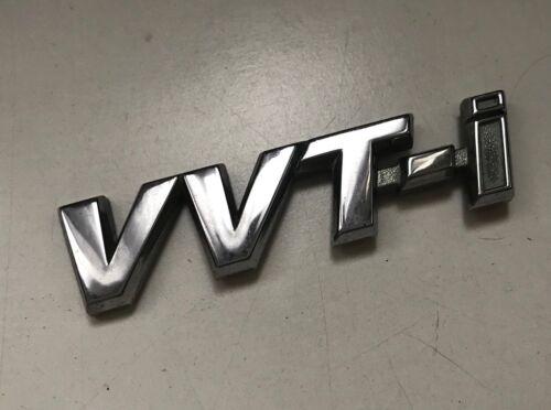 B44 Calage-Je Latérales Arrière Badge Logo emblème Fit Toyota