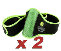 2 X Zumba Fitness Belts For Wii & Wiiu World Party Core And Other Games