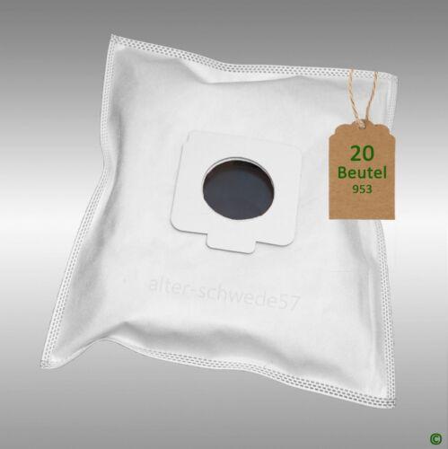 filtertueten #954 20 Sacchetto per aspirapolvere adatto per EIO NOVA PRO..