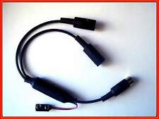 MIDI merger 2 inputs x 1 output active cable interface