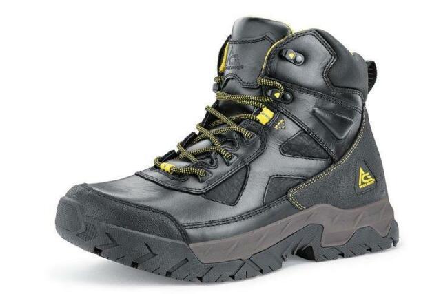 Shoes Slip-resistant Steel Toe Skate