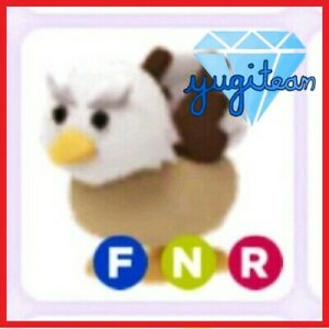 Roblox Legendary Neon Griffin Pet Fnr Adopt Me Roblox Flyable Neon Ridable Ebay