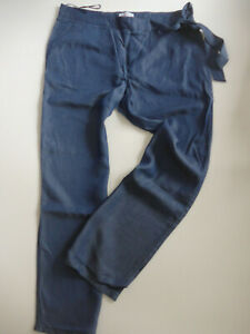 Sheego-Women-039-s-Jeans-Trousers-Baggy-Lyocell-Size-44-to-56-Blue-443-849