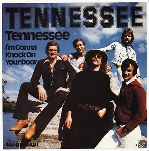 "TENNESSEE ""Tennessee I m Gonna Knock On Your Door"" Single 1980er Connection - Hanau, Deutschland - TENNESSEE ""Tennessee I m Gonna Knock On Your Door"" Single 1980er Connection - Hanau, Deutschland"