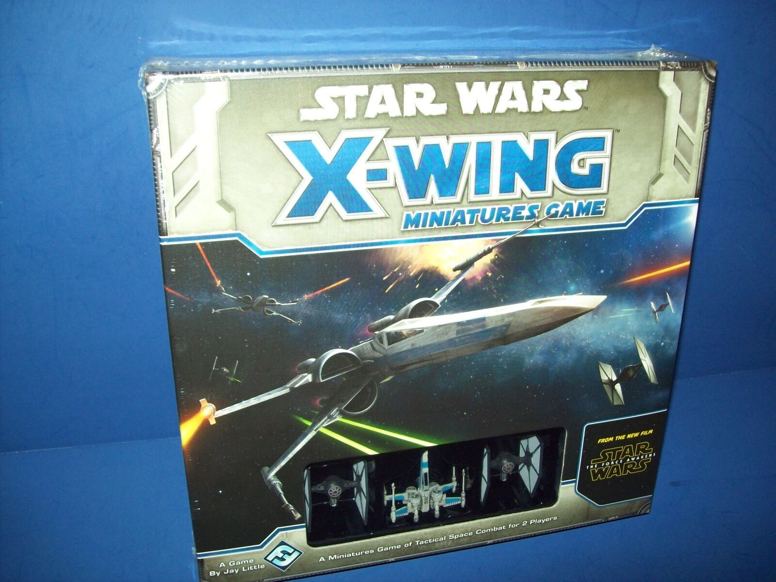Star Wars  The Force Awakens X-Wing Miniatures Game Core Starter Set