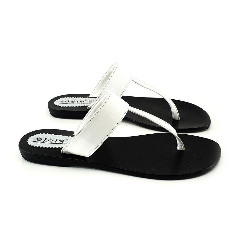Sandal Positano vit Made in  -ps400 vit