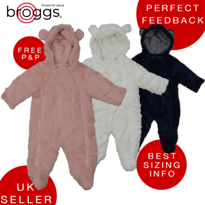 Baby-Snowsuit-Soft-Faux-Fur-Hooded-All-In-One-Snow-Suit-Romper-Pramsuit