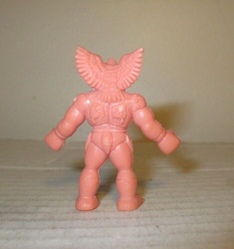 "Men Kinnikuman Flesh 2/"" The Hawkman Figure #050 Mattel 80/'s M.U.S.C.L.E"