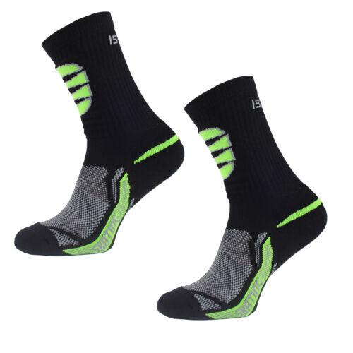 ISENZO SKATING 2x Socken DAMEN KINDER Sportsocken Inlinersocken Inlineskating
