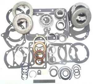 transmission rebuild overhaul kit ford truck np435 4 speed. Black Bedroom Furniture Sets. Home Design Ideas