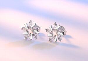 925-Sterling-Silver-Stunning-Designer-Stud-Earrings-Womens-Girls-Jewellery-Gift
