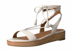 149435e744 Brand New Frye Women's Miranda Gladiator White Sandal sz 7.5M ...
