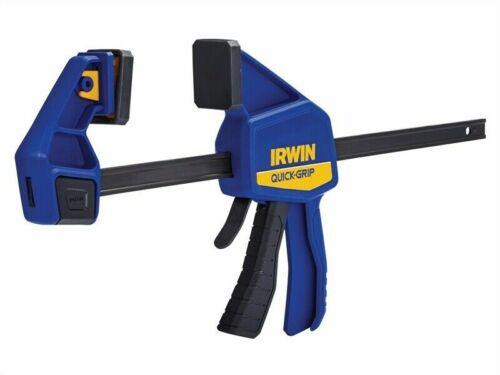 Irwin Quick-Grip Q//G512QCN quick-Change™ Medium-Duty Bar Clamp 300mm 12in