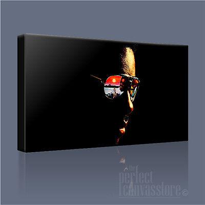 Art print POSTER CANVAS Stevie Wonder