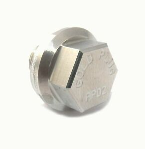 Gold-Plug-Stainless-Steel-Magnetic-Sump-Plug-With-Washer-M14-x-1-5-Thread-AP-02
