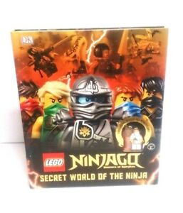 LEGO-NINJAGO-Secret-World-of-the-Ninja-Masters-of-Spinjitzu-With-Mini-Figure