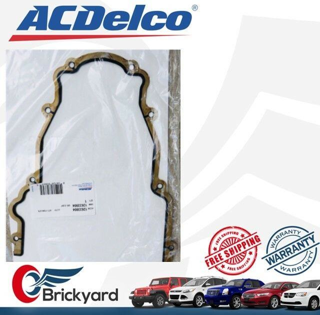 ACDelco 12633904 GM Original Equipment Timing Cover Gasket