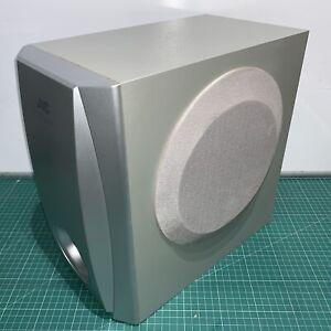 JVC-SP-WA35-Passive-Subwoofer-Silver-Surround-Sound-Component