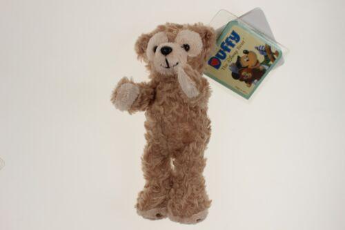 "Hong Kong Disneyland HKDL Duffy The Disney Bear 6/"" Plush Toy with magnet"