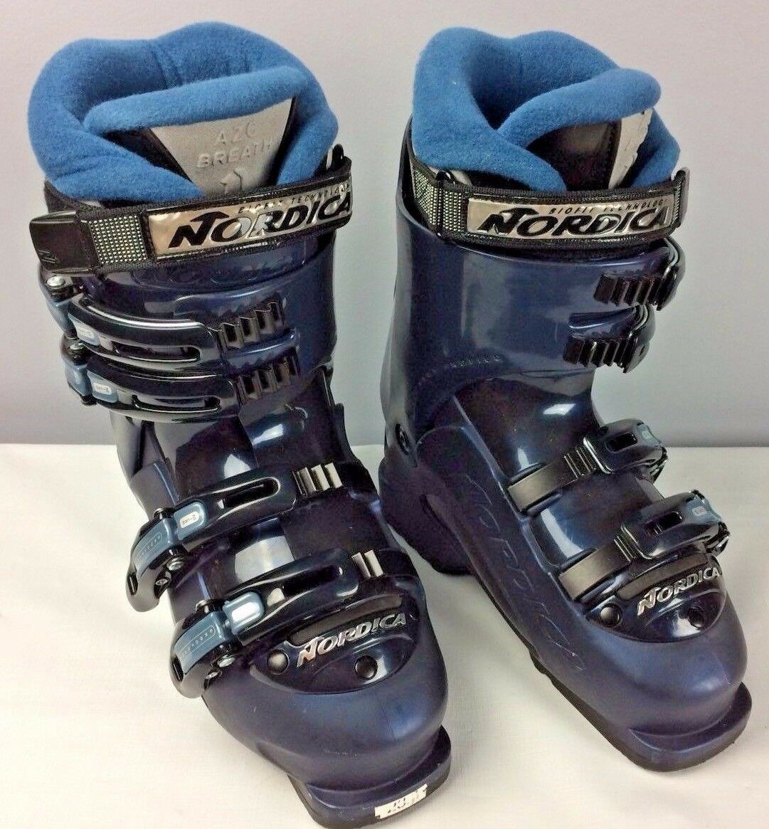 Nordica Trend 07 Exopower Downhill Ski  Boots US Women's 5.5  7.5 Mondo 225 245  fashion brands