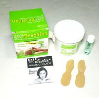 Bikini Wax Microwave Hair Remover Kit - Extra Gentle Formula, Beach Breeze