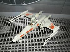 STAR WARS ACTION FLEET WEDGE ANTILLES ROGUE 2 X-WING STARFIGHTER